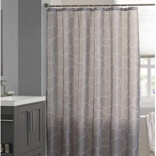 Toulouse Printed Single Shower Curtain