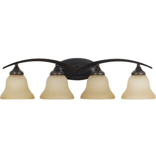 Red Barrel Studio Herscher 4-Light Vanity Light