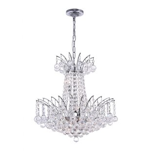 Hoy 11-Light Empire Chandelier by House of Hampton