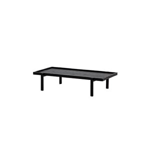 Maliah Aluminum Coffee Table
