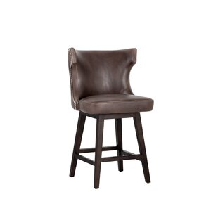 5west Neville 26 Swivel Bar Stool