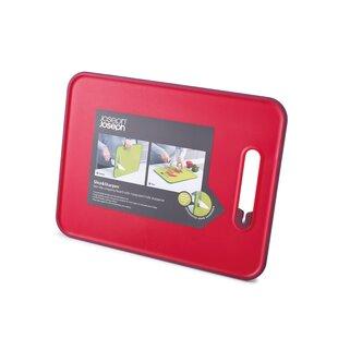 Slice&Sharpen™ Cutting Board with Knife Sharpener