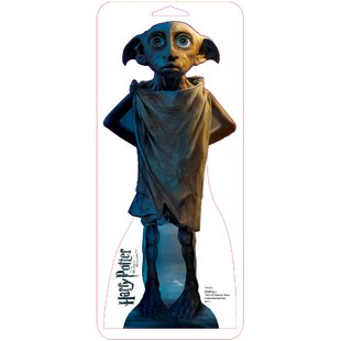 Dobby - Harry Potter and the Deathly Hallows Cardboard Standup By Advanced Graphics