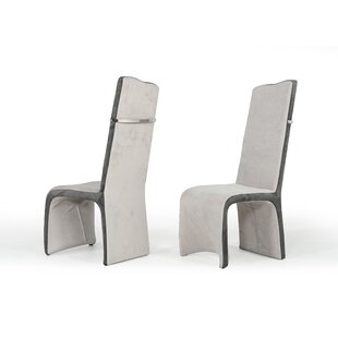 Epstein Upholstered Dining Chair (Set of 2) by Brayden Studio