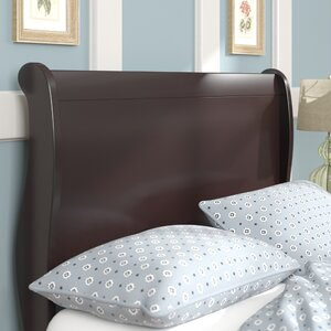Carpenter Sleigh Headboard