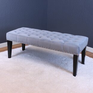 Best Deals Erling Upholstered Bench By Willa Arlo Interiors