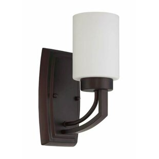 Arrington Vanity Armed Sconce by Winston Porter