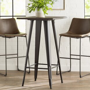 Read Reviews Kori Loft Pub Table By Trent Austin Design