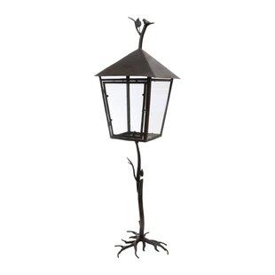 Steel And Glass Lantern Image