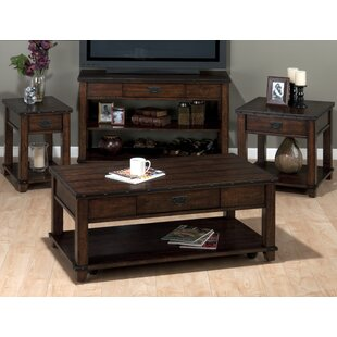 Boscobel 4 Piece Coffee Table Set
