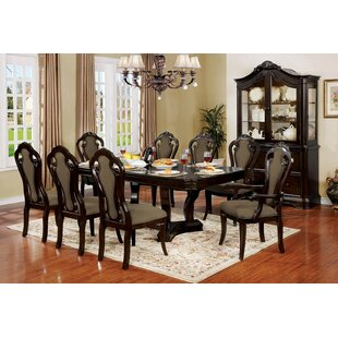 Astoria Grand Duenas Drop Leaf Dining Table
