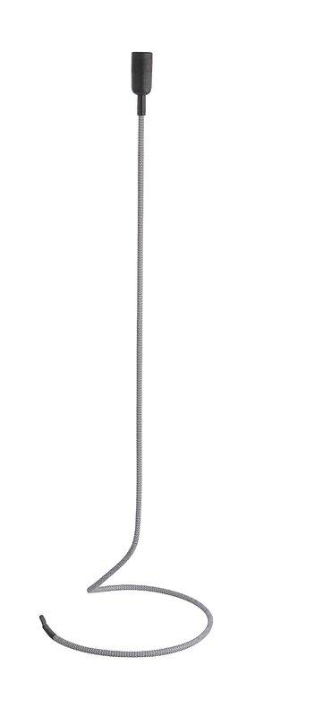 home loft concept 106 5 cm stehlampe cable. Black Bedroom Furniture Sets. Home Design Ideas