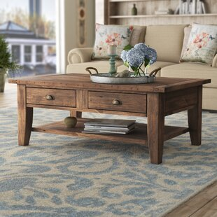 Wilmore Coffee Table by Laurel Foundry Modern Farmhouse Today Only Sale