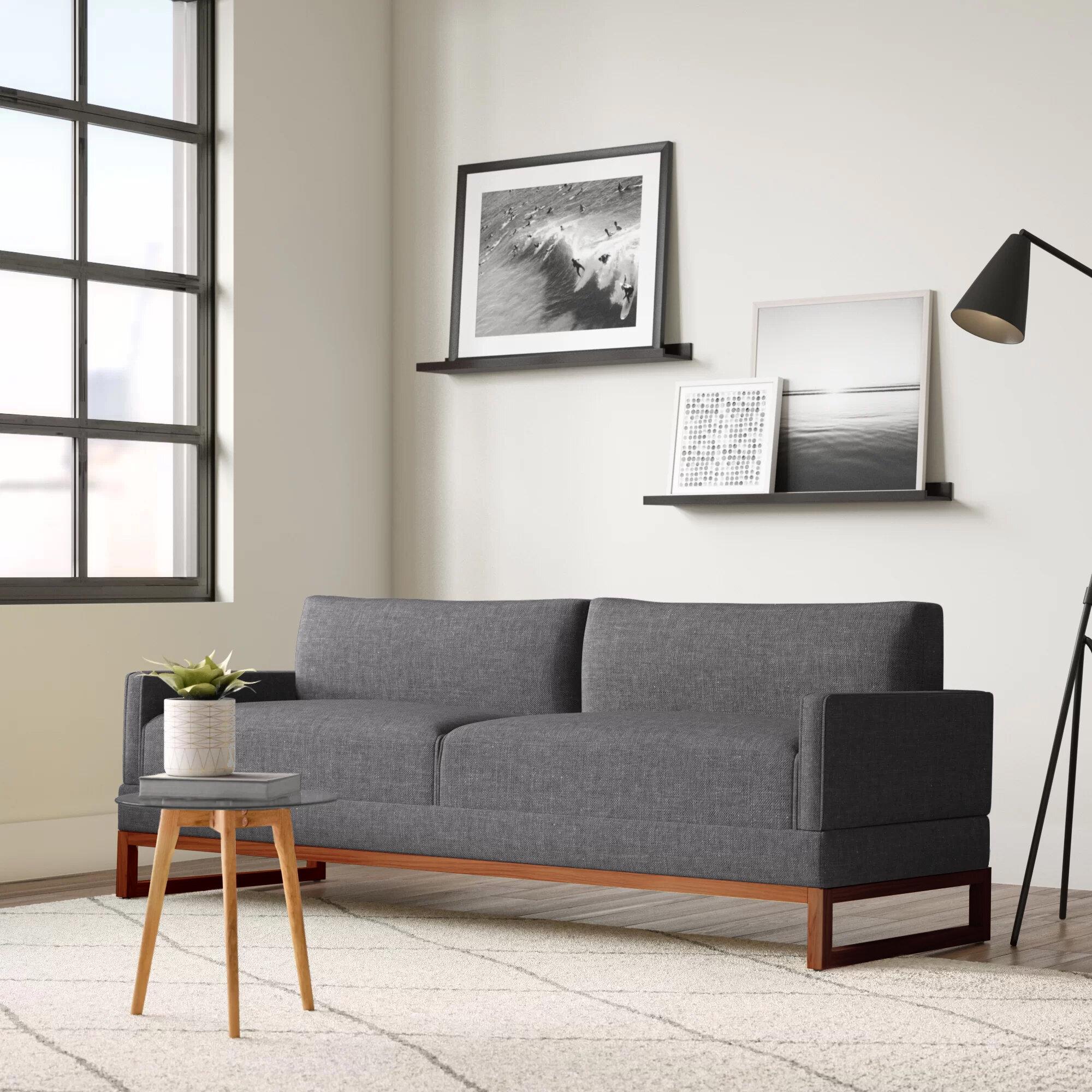 80 Square Arm Sofa Bed Reviews