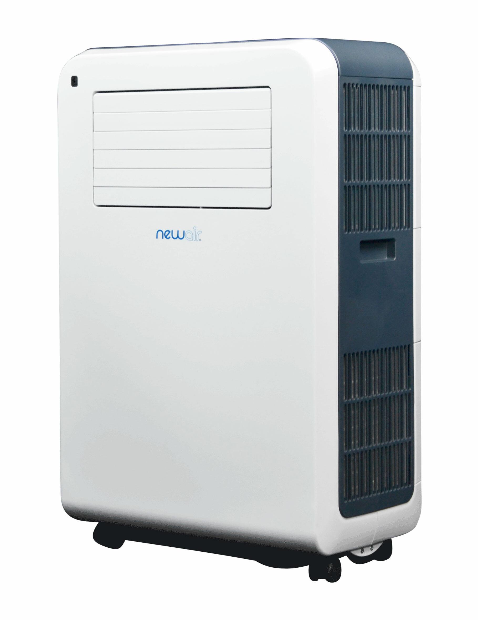 Bon NewAir 12,000 BTU Portable Air Conditioner With Remote | Wayfair