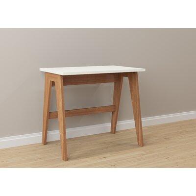 Holte Home Office Writing Desk Brayden Studio Finish: Hanover/Off White
