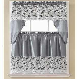 Kitchen Curtains Valances You Ll Love In 2019 Wayfair