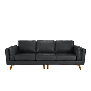 Kevin Leather Sofa