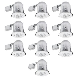 10-pack Swivel Round Trim 6