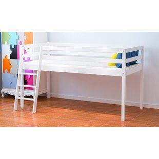 Ina Single Mid Sleeper Bed by Viv   Rae