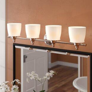 Three Posts Summerset 4-Light Vanity Light