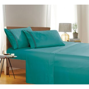 Copper Avery Microfiber Sheet Set