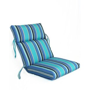Beachcrest Home Merrimack Indoor/Outdoor Sunbrella Lounge Chair Cushion