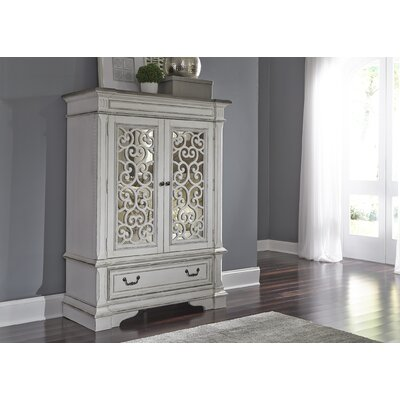 Ginyard 1 Drawer Combo Dresser Ophelia & Co.