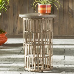 Summer Concrete Side Table