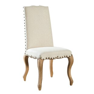 Highback Upholstered Dining Chair by Furn..