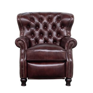 Coretta Leather Manual Recline..