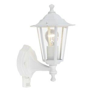 Discount Eilish 1-Light Outdoor Wall Light