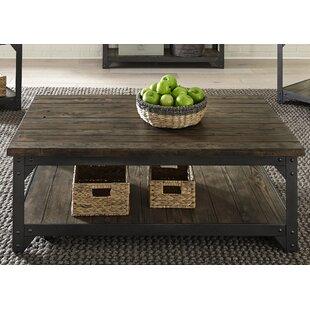 Gracie Oaks Gillan 3 Piece Coffee Table Set