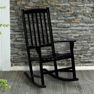 Wildon Home ® Autumn Porch Rocker Chair