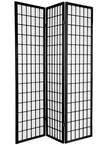 Bloomsbury Market Dagan 70 X 42 Window Pane Shoji 3 Panel Room Divider Reviews Wayfair
