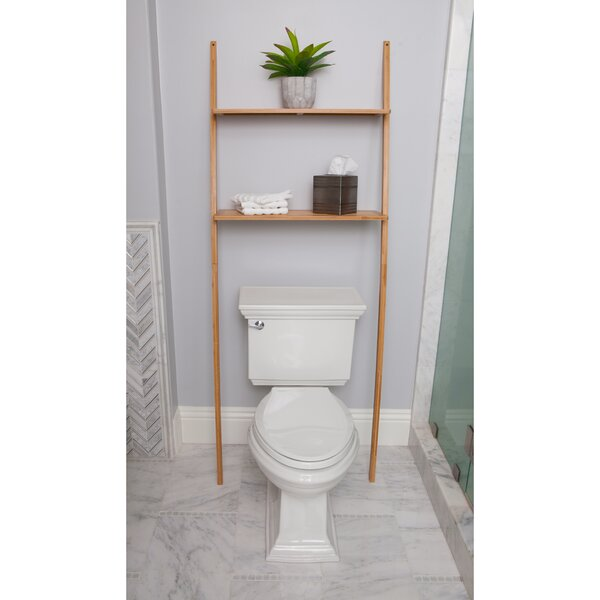 "Best Living Inc 25.98"" W X 69.09"" H Over The Toilet Storage & Reviews by Best Living Inc"