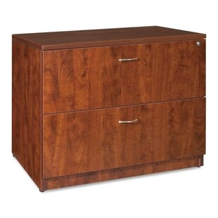 Lorell 2-Drawer Laminate File