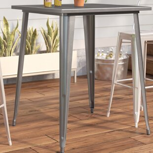 Seigler Metal Bar Table by..