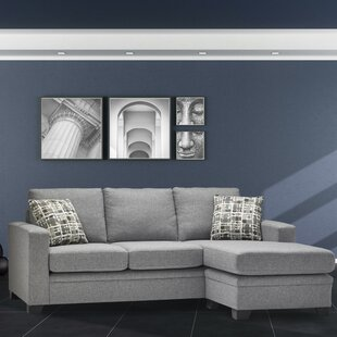 Brayden Studio Grubb Sectional
