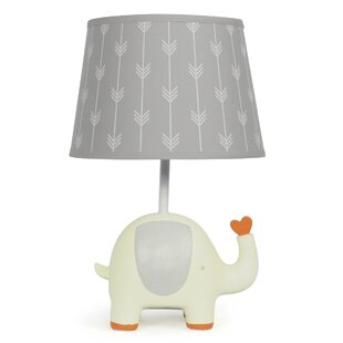Online Reviews Stripe Arrows 16 Table Lamp By The Peanut Shell