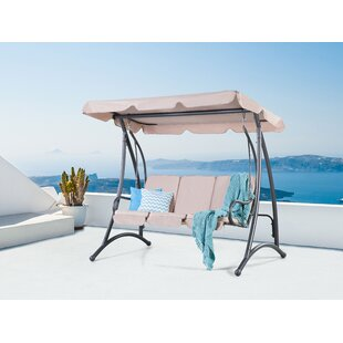 Ample Swing Seat With Stand By Sol 72 Outdoor