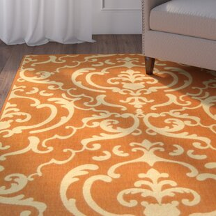 Herefordshire Terracotta / Natural Indoor/Outdoor Area Rug
