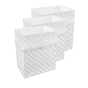 Clean Cubes LLC Disposable 13 Gallon Trash Can (Set of 3)