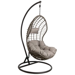 Matos Swing Chair with Stand by World Menagerie