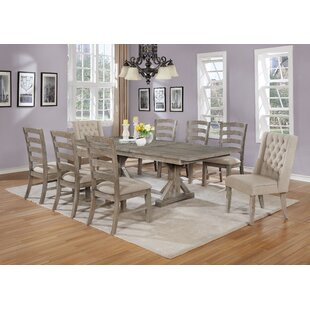 Trixie 9 Piece Dining Set One Allium Way