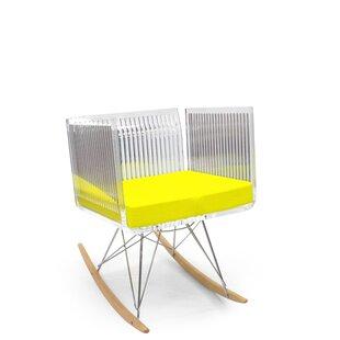 Brayden Studio Uresti Rocking Chair