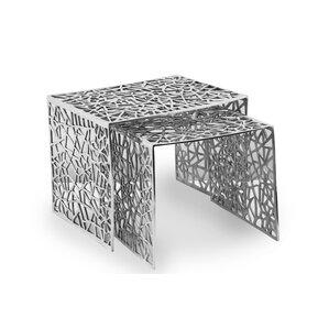 Reiner 2 Piece Nesting Tables by Mercer41