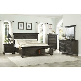 Charlton Home Dianna Platform Configurable Bedroom Set