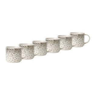 Bohnsack Confetti Coffee Mug (Set of 6)