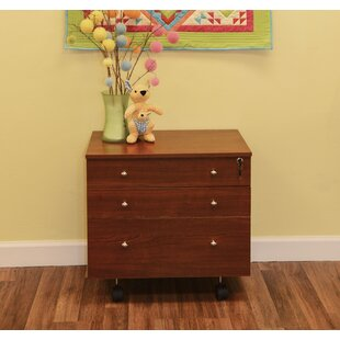 Joey II 3 Drawer Storage Chest Craft Table by Kangaroo Kabinets